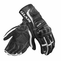 Revit Motorcycle Gloves Stellar 2 (Black/White)