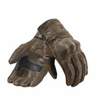 Revit Motorcycle Gloves Palmer (Brown)
