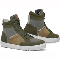 Revit Motorcycle Shoes Taylor (Dark Green)