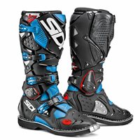 Sidi Crossfire 2 SRS Motocross Boots (Blue/Black)