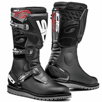 Sidi Trial Zero 1 Off-Road Motorcycle Boots (Black)