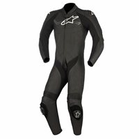 Alpinestars Challenger v2 One Piece Leathers (Black)