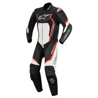 Alpinestars Motegi v2 One Piece Leathers (Black/Red/White)