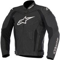 Alpinestars Gp Plus R V2 Leather Jacket (Black)