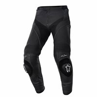 Alpinestars Missile Leather Trousers (Black)