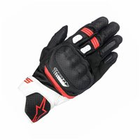 Alpinestars SP-5 Gloves Black (Black/White/Red)