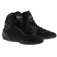 Alpinestars Faster 2 WP Motorcycle Shoe (Gun Metal)