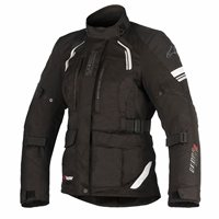 Andes Drystar v2 Jacket (Black) by Alpinestars