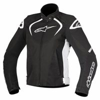 Alpinestars Stella T-Jaws WP Ladies Jacket (Black/White)