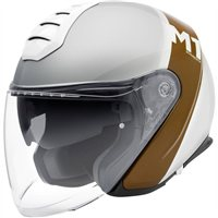 Schuberth M1 Open Faced Helmet Nova Bronze
