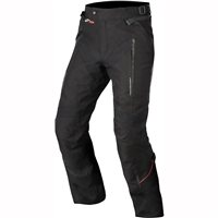 Alpinestars Yokohama Drystar Motorcycle Trousers (Black)