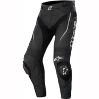 Alpinestars Track Leather Trousers (Black)