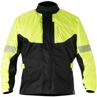 Alpinestars Hurricane Rain Jacket (Black/Yellow)
