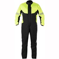 Alpinestars Hurricane Rain Suit (Black/Fluo Yellow)
