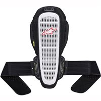 Alpinestars Nucleon KR-R Race Back Protector (Black)