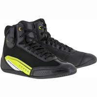 Alpinestars AST-1 Motorcycle Shoe (Black/Yellow)