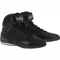 Alpinestars Faster 2 Motorcycle 2 Shoe (Black)