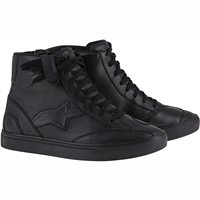 Alpinestars Jethro Drystar Waterproof Motorcycle Shoe (Black)