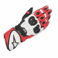 Alpinestars GP Plus R Glove (Black/White/Red)