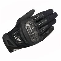 Alpinestars SMX-2 Air Carbon v2 Motorcycle Glove (Black)