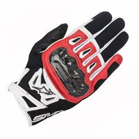 Alpinestars SMX-2 Air Carbon v2 Motorcycle Glove (Black/Red/White)