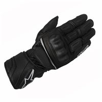 Alpinestars SP-Z Drystar Motorcycle Glove (Black)