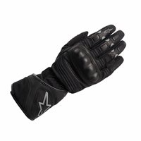 Alpinestars Vega Drystar Motorcycle Gloves (Black)
