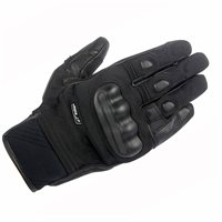 Alpinestars Corozal Motorcycle Gloves (Black)
