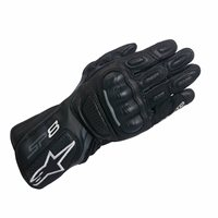Alpinestars Stella SP-8 v2 Motorsport Gloves (Dark/Grey)