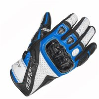 STUNT III CE Motorcycle Glove 2123 (Blue)  by RST