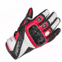 RST STUNT III CE Motorcycle Glove 2123 (Red)
