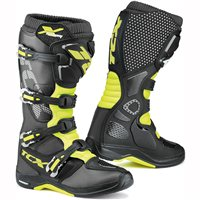 TCX X-Helium Michelin Enduro Boot (Black/Fluo Yellow)
