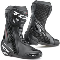TCX RT-RACE Motorcycle Boot (Black)