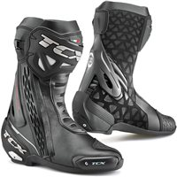 TCX RT-RACE Waterproof Motorcycle Boot (Black)