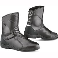TCX Hub Waterproof Motorcycle Boots (Black)