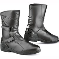 TCX Spoke Waterproof Motorcycle Boots (Black)