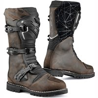 TCX Drifter Waterproof Motorcycle Boots (Brown)