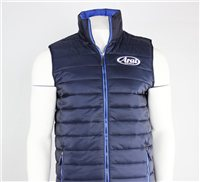 Arai Mens Full Zip Hollow Fill Gilet Body Warmer