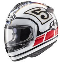 Arai Chaser-X Motorcycle Helmet Edwards Legend (White)
