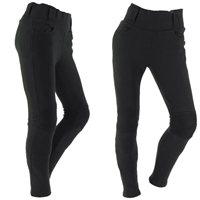 Richa Kodi Ladies Leggings - Regular Leg (Black)