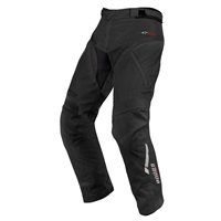 Alpinestars Andes Drystar Motorcycle Trousers (Black)