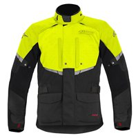 Alpinestars Andes Drystar Jacket (Black & Fluo Yellow)