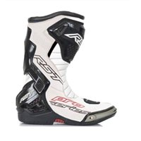 RST Pro Series CE Motorcycle Race Boot 1503 (White/Black/Black)