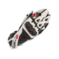 Oxford RP-2 Summer Gloves Tech (Black/White)