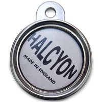 Halcyon  Licence Holder 273 [Box 10] Chrome Waterproof