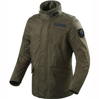 Revit Motorcycle Jacket Field (Dark Green)