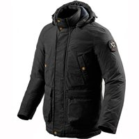 Revit Motorcycle Jacket Downtown (Black)