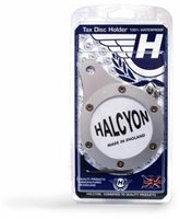 Halcyon  Licence Holder 275 CNC Machined Alloy-Silver Waterproof