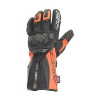 RST Paragon V CE WP Ladies Motorcycle Glove -Fluo Red (2428)