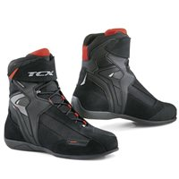 TCX Vibe Waterproof Motorcycle Boot (Black)